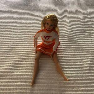 Virginia tech Barbie